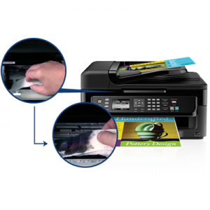 Reset Waste Ink Pad Counter Printer